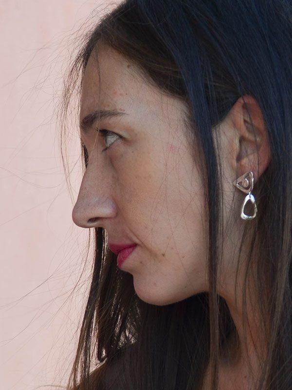 Σκουλαρίκια δακρυσμένο μάτι