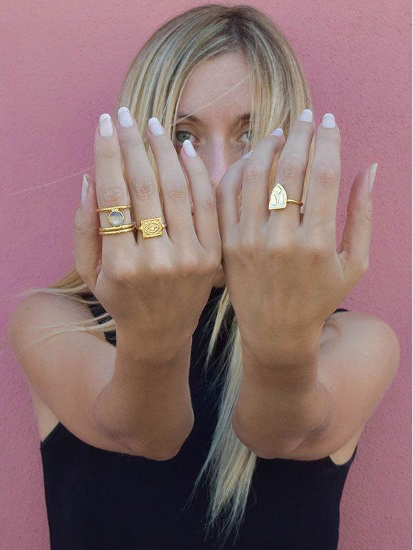 Γοτθικό δαχτυλίδι