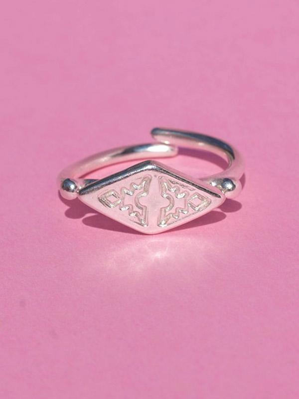boho stacking ring