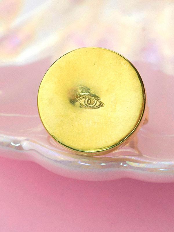 Δαχτυλίδι με ένα ματάκι