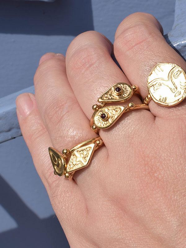 Δαχτυλίδι ρόμβος