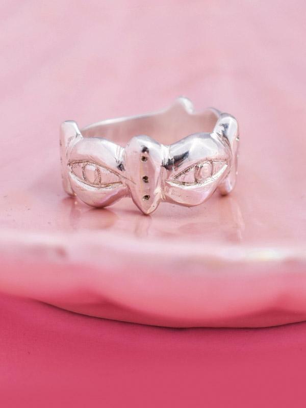 Weird ring